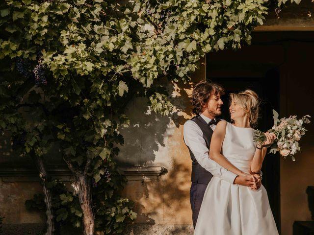 Il matrimonio di Marco e Federica a Santa Maria Hoè, Lecco 41