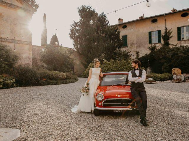 Il matrimonio di Marco e Federica a Santa Maria Hoè, Lecco 45