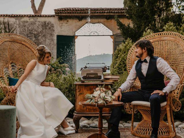 Il matrimonio di Marco e Federica a Santa Maria Hoè, Lecco 46