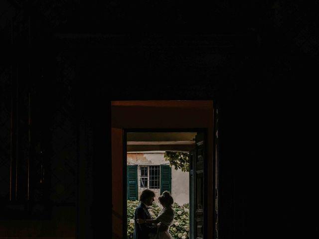 Il matrimonio di Marco e Federica a Santa Maria Hoè, Lecco 54