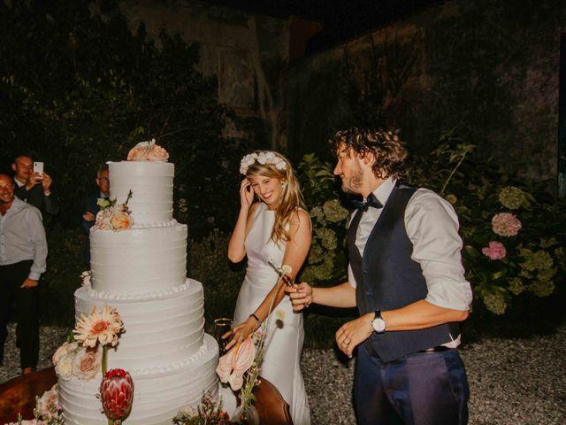 Il matrimonio di Marco e Federica a Santa Maria Hoè, Lecco 65