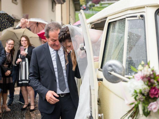 Il matrimonio di Michele e Michela a Scanzorosciate, Bergamo 14
