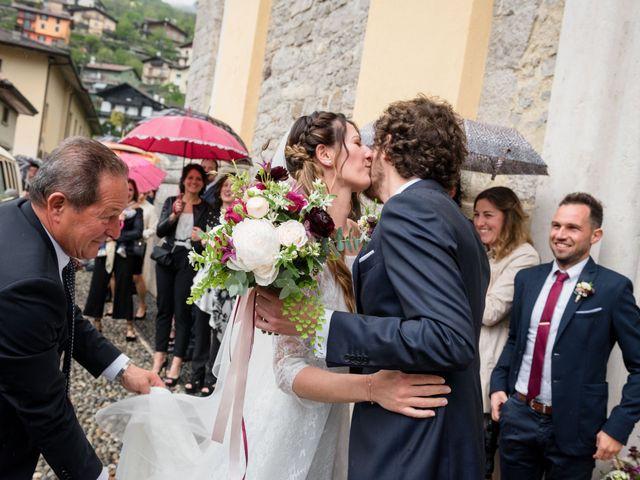 Il matrimonio di Michele e Michela a Scanzorosciate, Bergamo 15