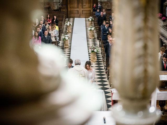 Il matrimonio di Michele e Michela a Scanzorosciate, Bergamo 17