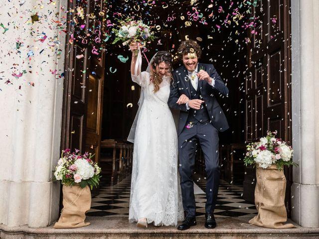 Il matrimonio di Michele e Michela a Scanzorosciate, Bergamo 26