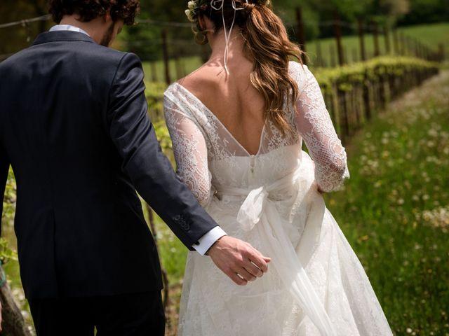Il matrimonio di Michele e Michela a Scanzorosciate, Bergamo 37
