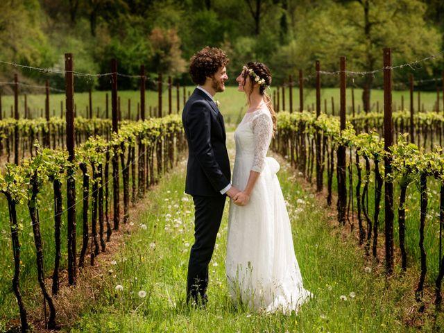 Il matrimonio di Michele e Michela a Scanzorosciate, Bergamo 38