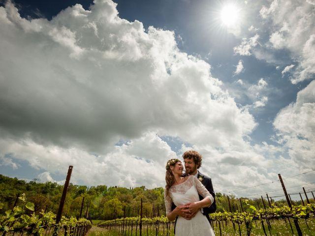 Il matrimonio di Michele e Michela a Scanzorosciate, Bergamo 41