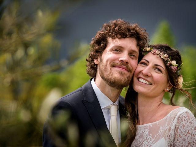 Il matrimonio di Michele e Michela a Scanzorosciate, Bergamo 51