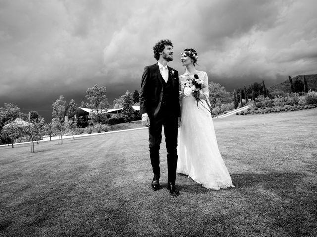 Il matrimonio di Michele e Michela a Scanzorosciate, Bergamo 53