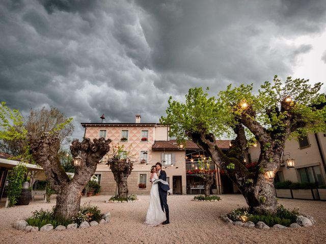 Il matrimonio di Michele e Michela a Scanzorosciate, Bergamo 1