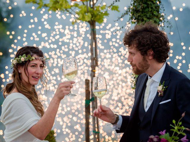 Il matrimonio di Michele e Michela a Scanzorosciate, Bergamo 60