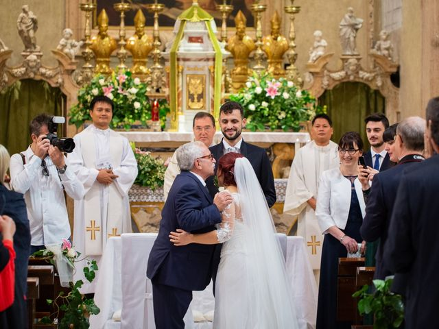 Il matrimonio di Andrea e Maria a Verona, Verona 18