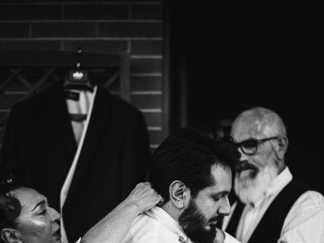 Il matrimonio di Niccolò e Virginia a Asciano, Siena 15