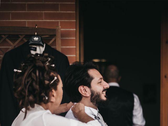 Il matrimonio di Niccolò e Virginia a Asciano, Siena 16