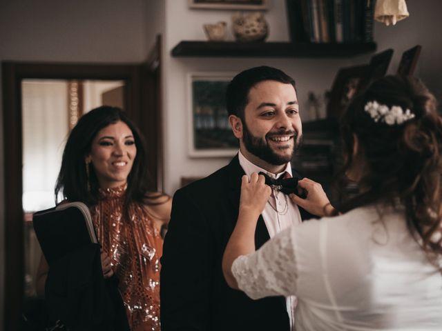 Il matrimonio di Niccolò e Virginia a Asciano, Siena 19