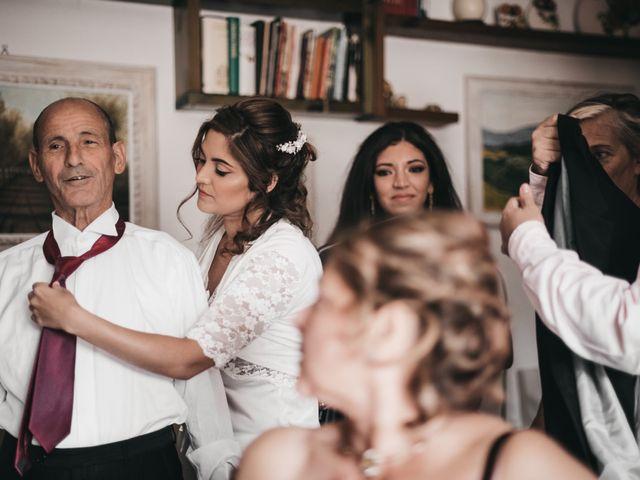 Il matrimonio di Niccolò e Virginia a Asciano, Siena 20