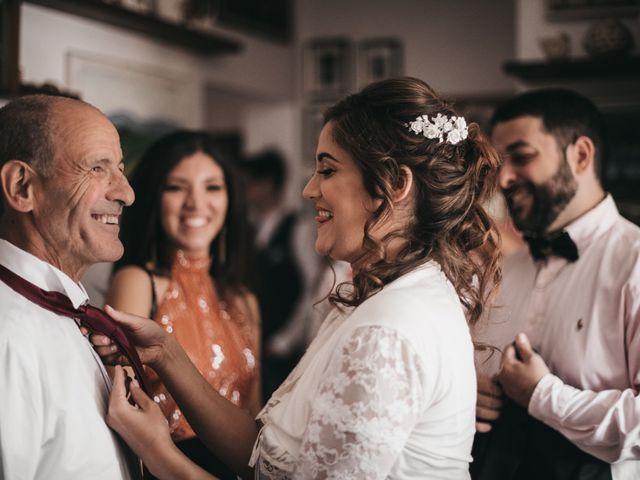 Il matrimonio di Niccolò e Virginia a Asciano, Siena 21