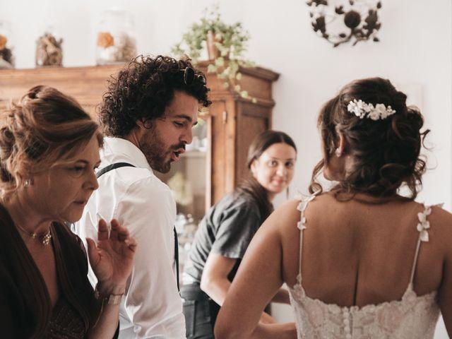 Il matrimonio di Niccolò e Virginia a Asciano, Siena 24