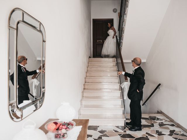 Il matrimonio di Niccolò e Virginia a Asciano, Siena 28