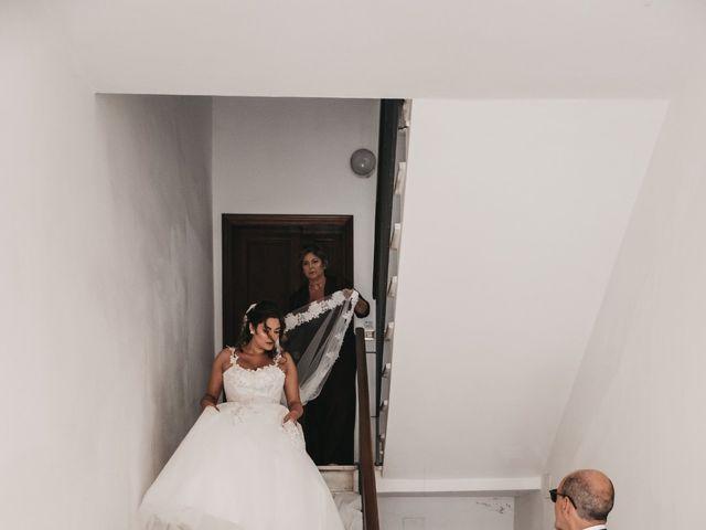 Il matrimonio di Niccolò e Virginia a Asciano, Siena 29