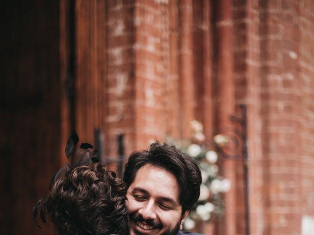Il matrimonio di Niccolò e Virginia a Asciano, Siena 36