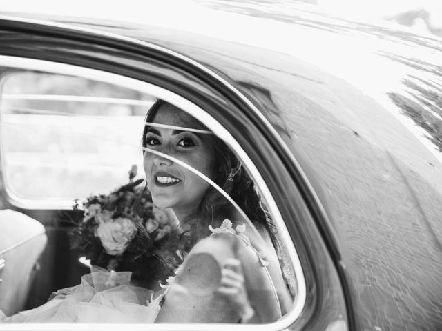 Il matrimonio di Niccolò e Virginia a Asciano, Siena 43