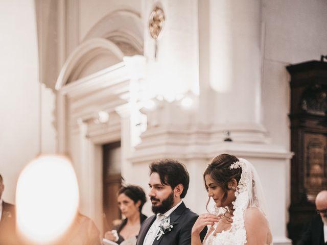 Il matrimonio di Niccolò e Virginia a Asciano, Siena 48