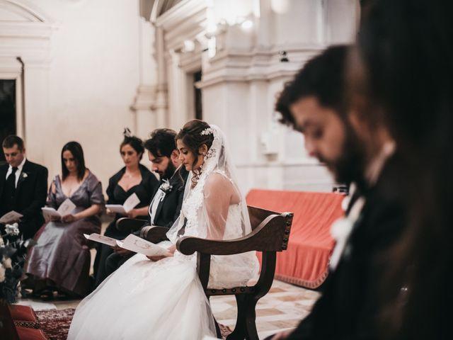 Il matrimonio di Niccolò e Virginia a Asciano, Siena 50
