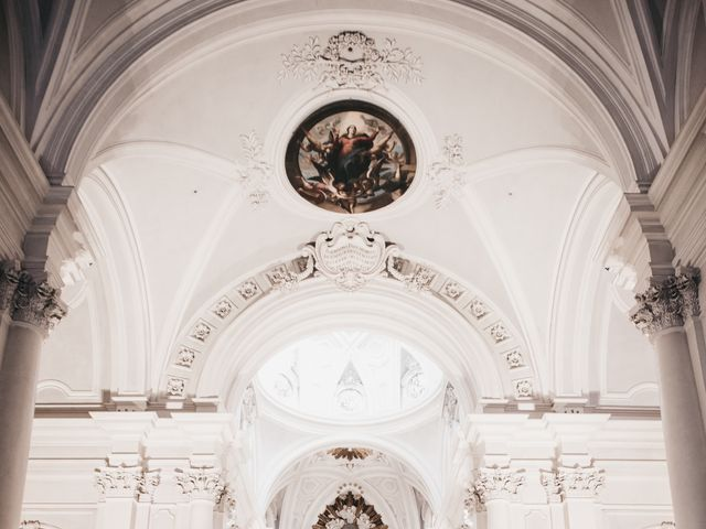 Il matrimonio di Niccolò e Virginia a Asciano, Siena 51