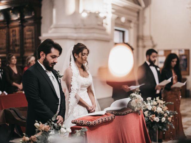 Il matrimonio di Niccolò e Virginia a Asciano, Siena 52