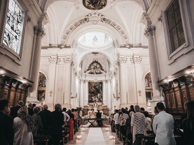 Il matrimonio di Niccolò e Virginia a Asciano, Siena 53