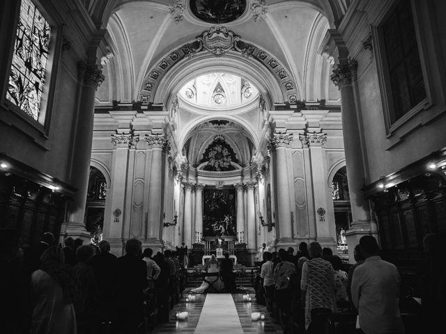 Il matrimonio di Niccolò e Virginia a Asciano, Siena 54