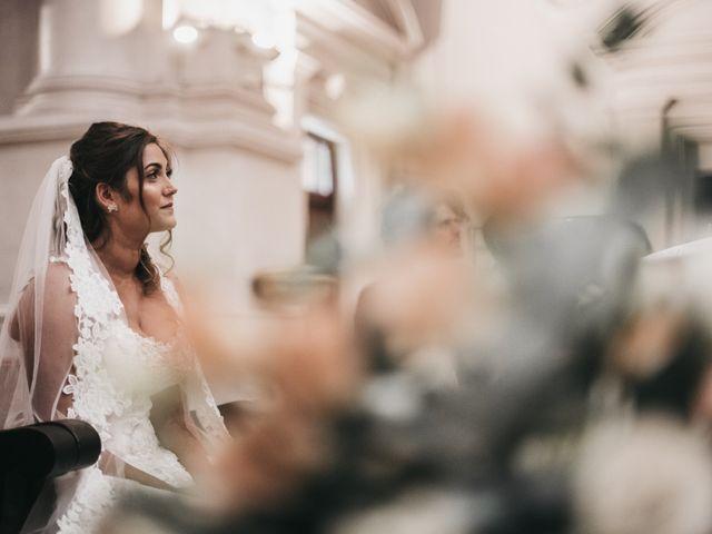 Il matrimonio di Niccolò e Virginia a Asciano, Siena 55
