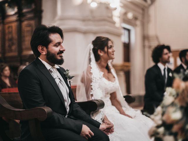 Il matrimonio di Niccolò e Virginia a Asciano, Siena 56