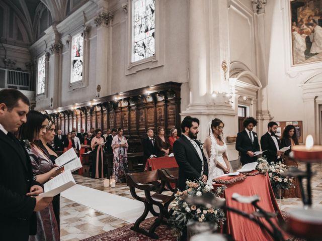 Il matrimonio di Niccolò e Virginia a Asciano, Siena 57