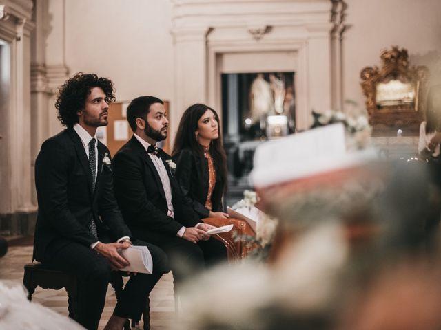 Il matrimonio di Niccolò e Virginia a Asciano, Siena 60