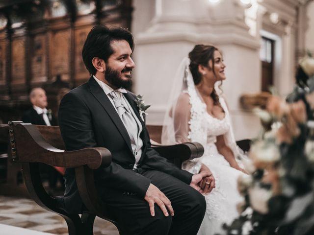 Il matrimonio di Niccolò e Virginia a Asciano, Siena 62