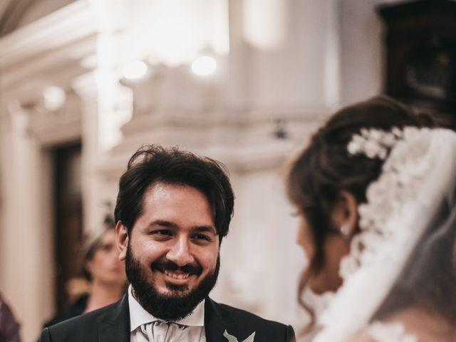 Il matrimonio di Niccolò e Virginia a Asciano, Siena 64