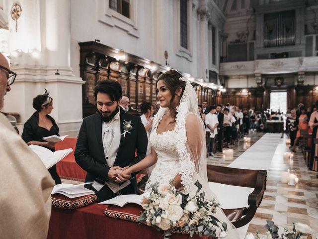 Il matrimonio di Niccolò e Virginia a Asciano, Siena 66