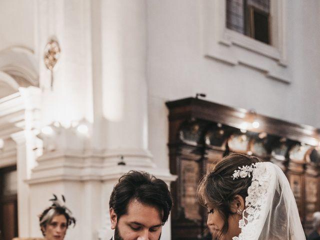 Il matrimonio di Niccolò e Virginia a Asciano, Siena 67