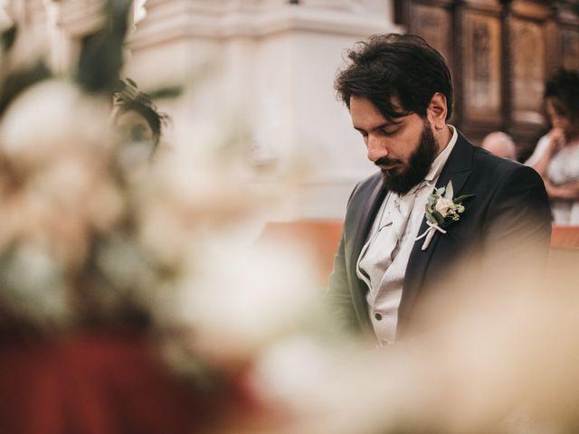 Il matrimonio di Niccolò e Virginia a Asciano, Siena 72