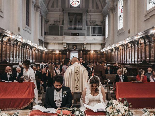Il matrimonio di Niccolò e Virginia a Asciano, Siena 73