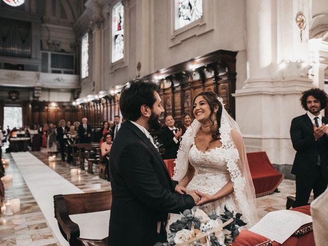 Il matrimonio di Niccolò e Virginia a Asciano, Siena 75