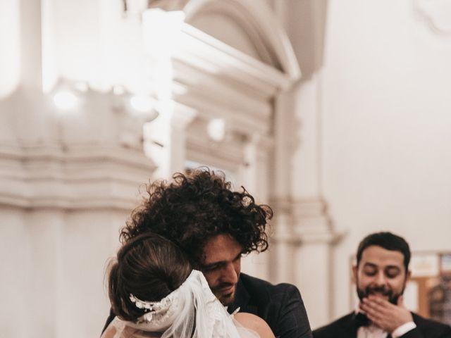 Il matrimonio di Niccolò e Virginia a Asciano, Siena 76