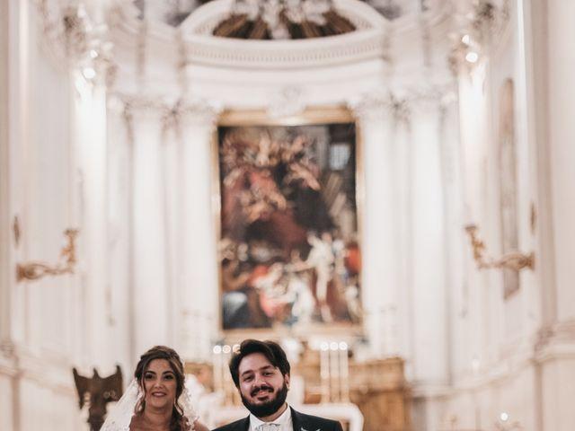 Il matrimonio di Niccolò e Virginia a Asciano, Siena 77