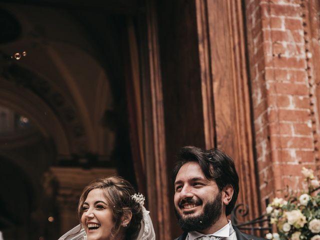Il matrimonio di Niccolò e Virginia a Asciano, Siena 80