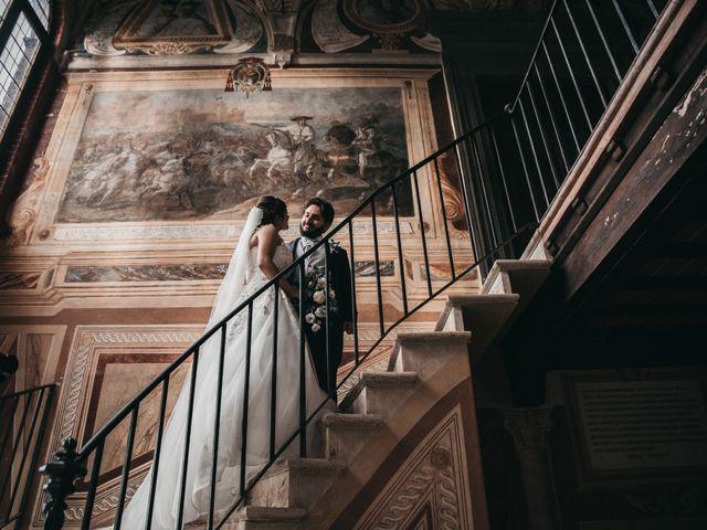 Il matrimonio di Niccolò e Virginia a Asciano, Siena 92