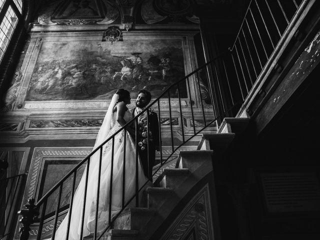 Il matrimonio di Niccolò e Virginia a Asciano, Siena 93