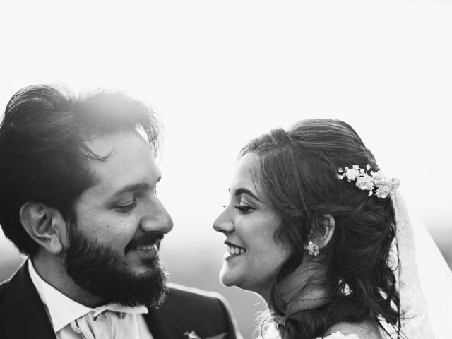 Il matrimonio di Niccolò e Virginia a Asciano, Siena 99